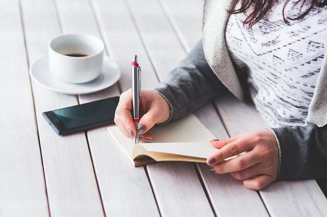 the story of a girl writer